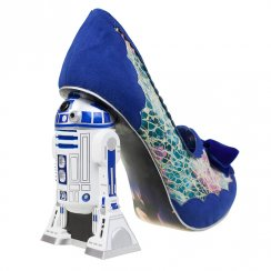 R2D2 heel by Irregular Choice