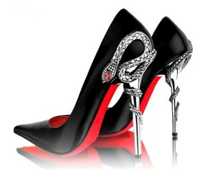 Sky High Stiletto