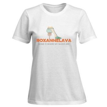 RoxAnneLava Limited Edition tee
